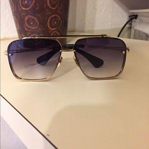 Dita Mach Six Sunglasses Brand New